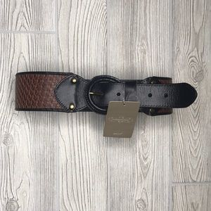 Anthropologie Belt NWT Small